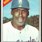 Los Angeles Dodgers John Roseboro 1966 Topps Baseball Card 189 vg