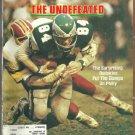 1982 Sports Illustrated Washington Redskins Green Bay Packers Nebraska Cornhuskers Florida Seminoles