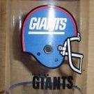 1980s New York Giants 16 oz Mobil Oil Glass