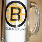 1972 Boston Bruins Stanley Cup Champions Glass Mug