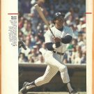 New York Yankees Reggie Jackson 1991 Pinup Photo