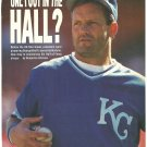 Kansas City Royals George Brett 2 1991 Pinup Photos