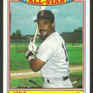 Boston Red Sox Jim Rice 1986 Topps Glossy All Star Baseball Card 6 nr mt