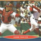 Boston Red Sox Jason Varitek 2006 Pinup Photo