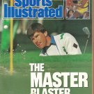1989 Sports Illustrated The Masters Los Angeles Kings Wayne Gretzky Chicago White Sox