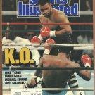 1988 Sports Illustrated Minnesota Twins Los Angeles Angels Lakers Mike Tyson Leon Spinks Olympics