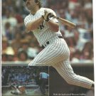 New York Yankees Thurman Munson 1991 Pinup Photo