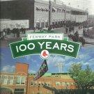 2012 Boston Red Sox Season Ticket Guide Folio Fenway Park 100th Year