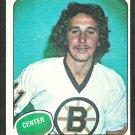 Boston Bruins Andre Savard 1975 Topps Hockey Card 155 vg