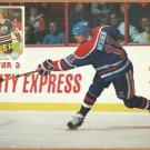 Detroit Red Wings Steve Yzerman Edmonton Oilers Mark Messier 1990 Pinup Photos