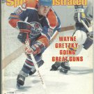 1982 Sports Illustrated Edmonton Oilers Wayne Gretzky Boston Celtics Red Auerbach DePaul
