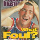 1990 Sports Illustrated Detroit Pistons NBA Preview Breeders Cup Houston Oilers Evander Holyfield