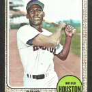 Houston Astros Julio Gotay 1968 Topps Baseball Card 41 vg/ex