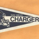 San Diego Chargers Mini Pennant 9 inches