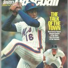 1986 Street and Smith Baseball Annual New York Mets Dwight Gooden New York Yankees Don Mattingly