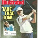 1987 Sports Illustrated U.S. Open Cleveland Indians Boston Celtics Larry Bird New York Yankees