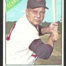 Washington Senators Jim King 1966 Topps Baseball Card 369 vg/ex