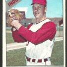 Cleveland Indians Lee Stange 1966 Topps Baseball Card 371 vg