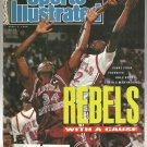 1990 Sports Illustrated UNLV Rebels Atlanta Braves San Antonio Spurs Augusta National Oklahoma State