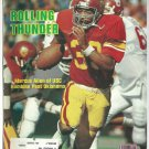 1981 Sports Illustrated Oakland Raiders St Louis Cardinals USC Trojans Montreal Expos Bonneville