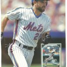 New York Mets Howard Johnson Los Angeles Dodgers Ramon Martinez 1991 8x10 Pinup Photos