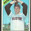 Houston Astros Turk Farrell 1966 Topps Baseball Card 377 vg/ex