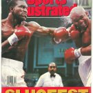 1991 Sports Illustrated Foreman Holyfield Kentucky Derby Dallas Cowboys NFL Draft Chicago White Sox
