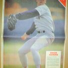 Boston Red Sox Roger Clemens 1986 Newspaper Poster