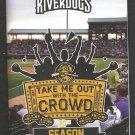 Charleston Riverdogs 2016 Pocket Schedule South Atlantic League SAL