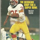 1976 Sports Illustrated Washington Redskins Pittsburgh Pirates Montreal Expos Los Angeles Dodgers