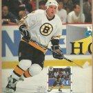 Boston Bruins Ken Hodge 1991 Pinup Photo 8x10