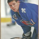Quebec Nordiques Owen Nolen 1992 Pinup Photo 8x10