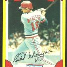 Minnesota Twins Butch Wynegar 1982 Drakes Big Hitters Baseball Card 32