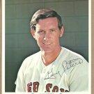 2 Boston Red Sox 1971 Arco Gas 8x10 Photos Doug Griffin Gary Peters