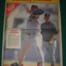 Boston Red Sox Roger Clemens 1988 Newspaper Poster