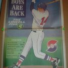 1997 Eastern League Lowell Spinners Season Preview Supplement Boston Red Sox