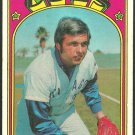 Chicago Cubs Milt Pappas 1972 Topps Baseball Card 208 ex mt