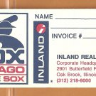 1988 Chicago White Sox Comiskey Park Ticket Envelope