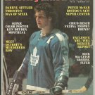 1977 Hockey Illustrated Toronto Maple Leafs Detroit Red Wings Montreal Canadiens Boston Bruins Flyer