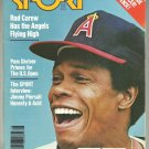 1979 Sport Magazine Los Angeles Angels Kansas City Chiefs Cleveland Indians Chicago White Sox