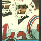 New England Patriots Ronnie Lippett 1991 Topps Stadium Club Football Card 454