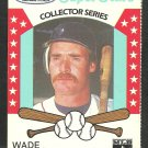 Boston Red Sox Wade Boggs 1986 True Value Baseball Card 30