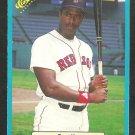 Boston Red Sox Sam Horn 1988 Classic Blue Update Baseball Card 204