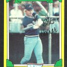 Atlanta Braves Bob Horner 1982 Drakes Big Hitters Baseball Card 18 nr mt