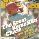 98 Sports Illustrated St Louis Cardinals 49ers New York Yankees Chicago Cubs NASCAR Seattle Mariners
