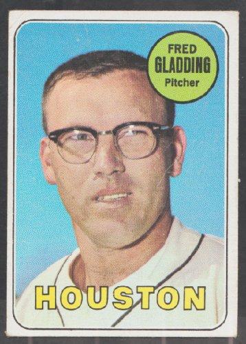 Image result for FRED GLADDING 1969 BASEBALL CARD IMAGE