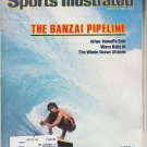 1982 Sports Illustrated Banzai Pipeline Surfing Spring Training Clemson Hawkeyes San Antonio Spurs