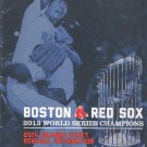 2014 Boston Red Sox Season Ticket Renewal Folio
