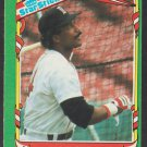 Boston Red Sox Jim Rice 1987 Fleer Star Sticker Baseball Card 99