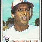 Montreal Expos Sam Mejias 1979 Topps Baseball Card 97 nr mt